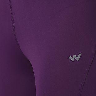 Wildcraft Women Solid Capri 19