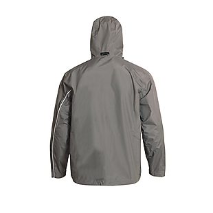 Wildcraft Pewter Pewter Unisex Rain Coats