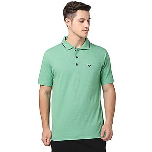 Wildcraft Men PC Bonded Polo