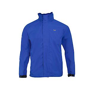 Wildcraft Unisex Rain Pro Jacket - True Blue