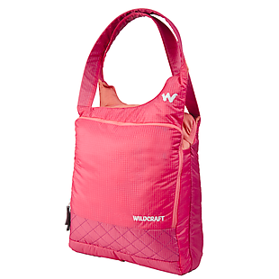 Wildcraft Tote M Women Sling - Pink