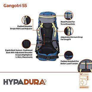 Wildcraft Gangotri 55