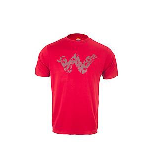 Wildcraft Men Crew T Shirt - Maroon