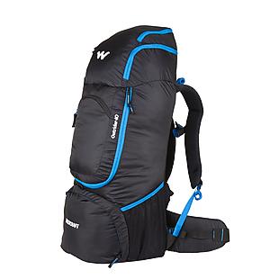 Wildcraft Rucksack For Backpacking Outrider 40L - Black