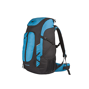 Wildcraft Teen Rucksack For Trekking 35L - Blue