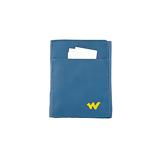 Wildcraft Men Trifold Basic Wallet - Blue