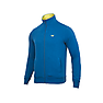 Wildcraft Men Zippered Sweatshirt - Moroccan Blue
