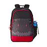 Wildcraft Wiki 5 Ombre Backpack - Black