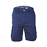Wildcraft Men Cotton Cargo Bermuda - Navy