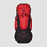 Wildcraft Rucksack For Trekking Gangotri Plus 65L - Red