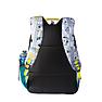 Wildcraft Wiki 4 Jock Backpack - White